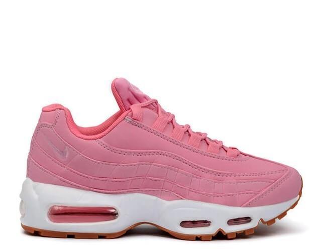 "Кроссовки Nike Air Max 95 ""Pink Oxford"" Арт. 1346 (Брак)"