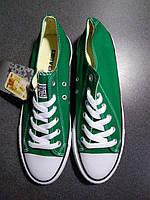 "Кеды Converse All Star Chuck Taylor Low ""Green"" Арт. 2475 (Брак)"