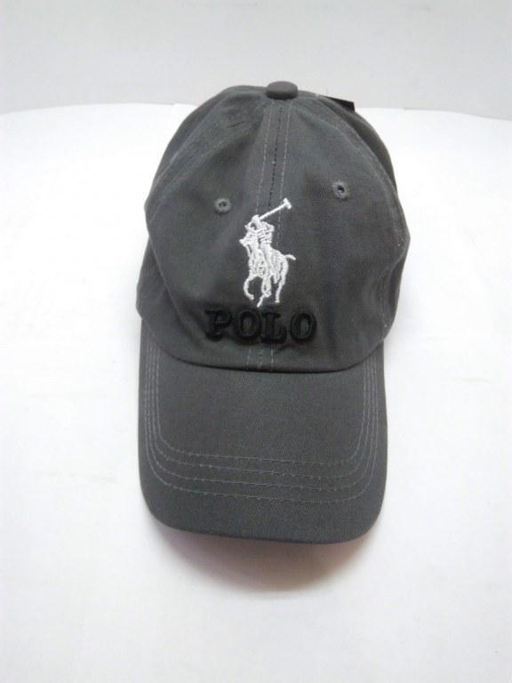 """Кепка Polo """"Grey/Black/White"""" Арт. 3058"""