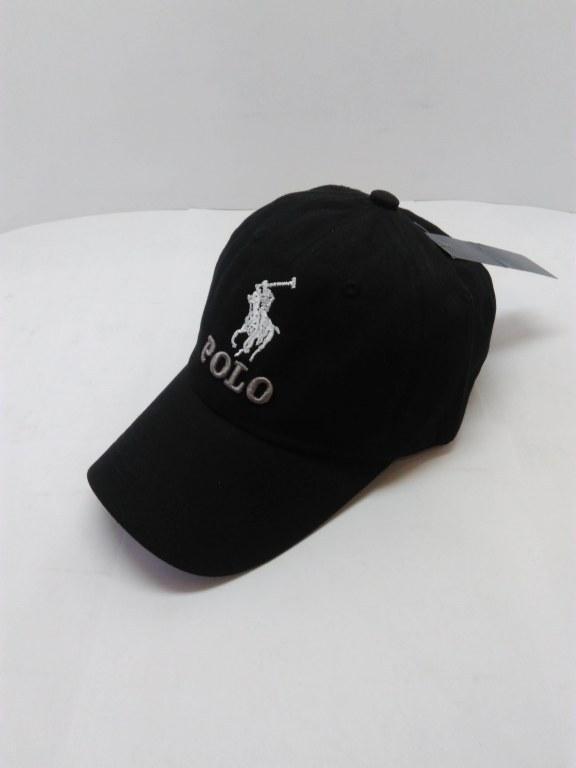 """Кепка Polo """"Classic Black/White"""" Арт. 3051"""