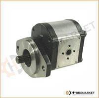 Шестеренный насос серия Polaris PLP3061S004S5 Pump PLP30.61S0-04S5-LED/EB-N-FS CASAPPA, фото 1
