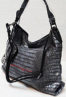 Мягкая сумка под крокодил, фото 1