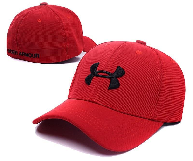 """Кепка Under Armour """"Red/Black"""" Арт. 2820"""