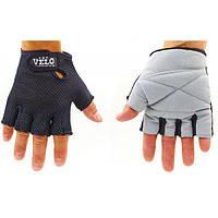 Перчатки для фитнеca ПВХ VELO (VL-3230-L)