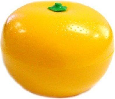 Увлажняющий и осветляющий крем для рук с лимоном Tony Moly Tangerine Whitening Hand Cream 30 мл