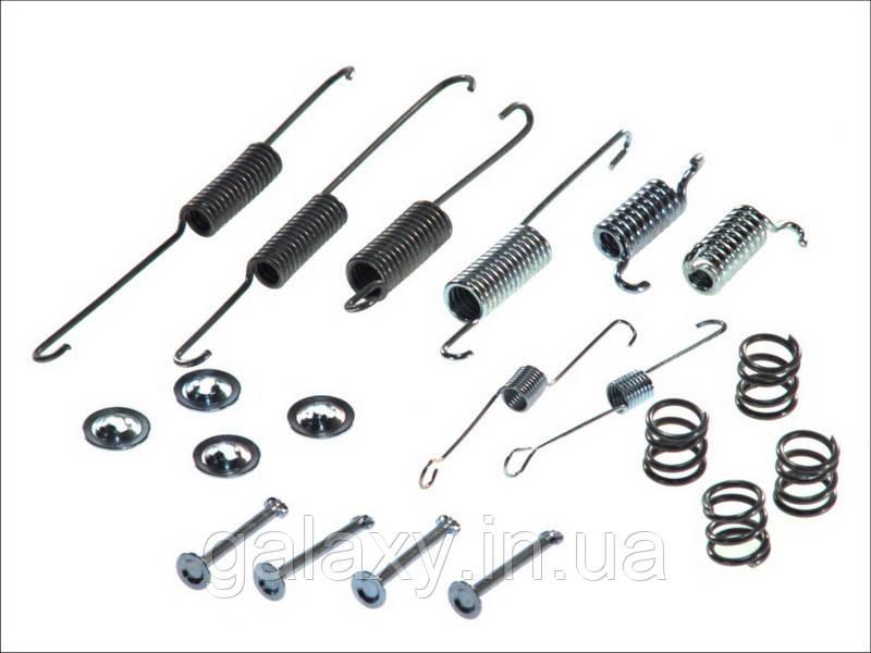 Монтажний комплект гальмівних колодок задніх Ford Sierra 1,8-2,0/2,3 D