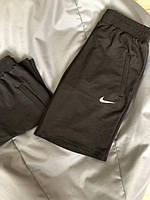 Мужские чёрные шорты Nike Арт. 2681