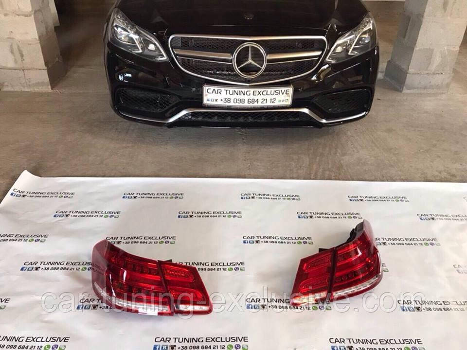 Taillights LED for Mercedes E-class W212