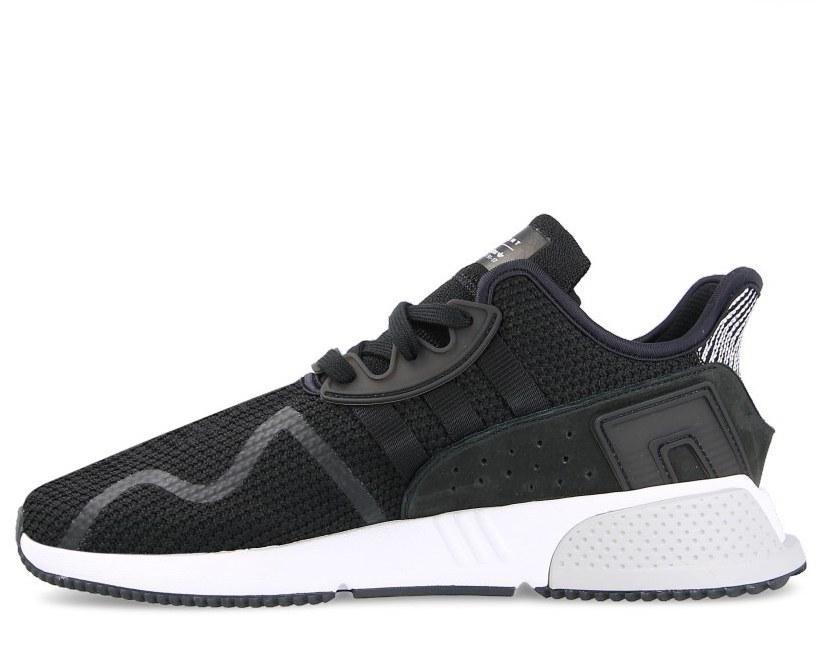 """Кроссовки Adidas EQT Cushion ADV """"Black"""" Арт. 2537"""