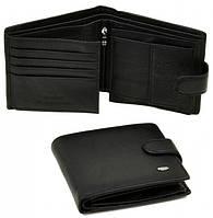 Мужской кожаный кошелек портмоне правник Dr. Bond натуральная кожа