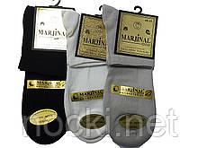 Шкарпетки чоловічі бавовна сітка укорочені Marjinal пр-під Туреччина