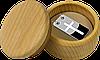 Хрест ~ Срібна монета-медальйон з ланцюжком у футлярі