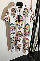 Платье женское летнее поло Polo в двух расцветках