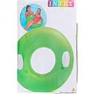 Надувной круг с ручками Intex 59258, фото 3