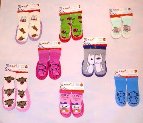 Чешки носок для мальчиков размер 16-25 (от 6 шт)