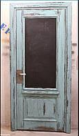 Межкомнатная дверь из массива ясеня или дуба