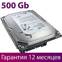 "Жесткий диск для компьютера 3.5"" 500 Гб/Gb Seagate Pipeline HD, SATA2, 8Mb, 5900 rpm (ST3500312CS)"
