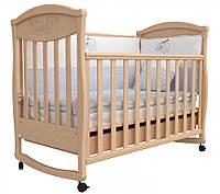 Детская кроватка Соня ЛД 4 Мишка