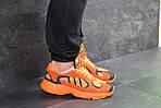 Мужские кроссовки Adidas Yung (оранжевые), фото 4