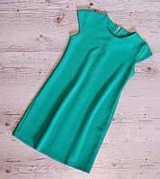 Р.128-152 детское платье мятное Кэндис, фото 1