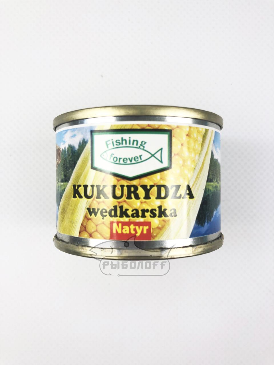 """Прикормка кукуруза с натуральным вкусом  """"Fishing Forever"""""""