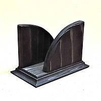 Салфетница деревянная Арагон венге