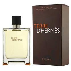 Оригинальный мужской аромат Hermes Terre De Hermes