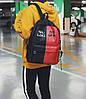 Крутой тканевый рюкзак для школы, фото 5