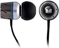 Наушники Monster Turbine High Performance In-Ear Black Chrome