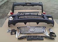 Комплект обвеса на Lexus LX570