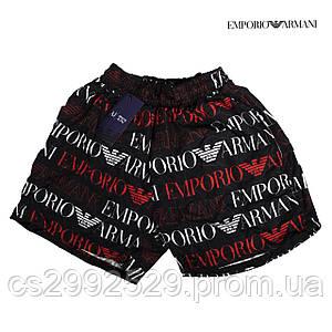 Мужские Шорты. Реплика EMPORIO ARMANI. Мужская одежда