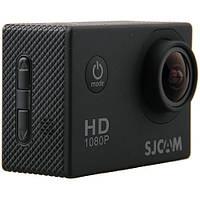 Экшн камера SJCam SJ4000 FullHD 1080p,  LCD дисплей