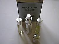Набор парфюмерии Chanel Egoiste Platinum