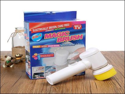 Электрическая щетка Magic Brush электрическая щетка