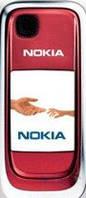 Стекло для Nokia 6131 Внешнее Red