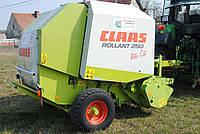 Пресс-подборщик рулонный Claas Rolant 250 ROTO CUT