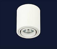 Точечный накладной светильник под светодиодную лампу