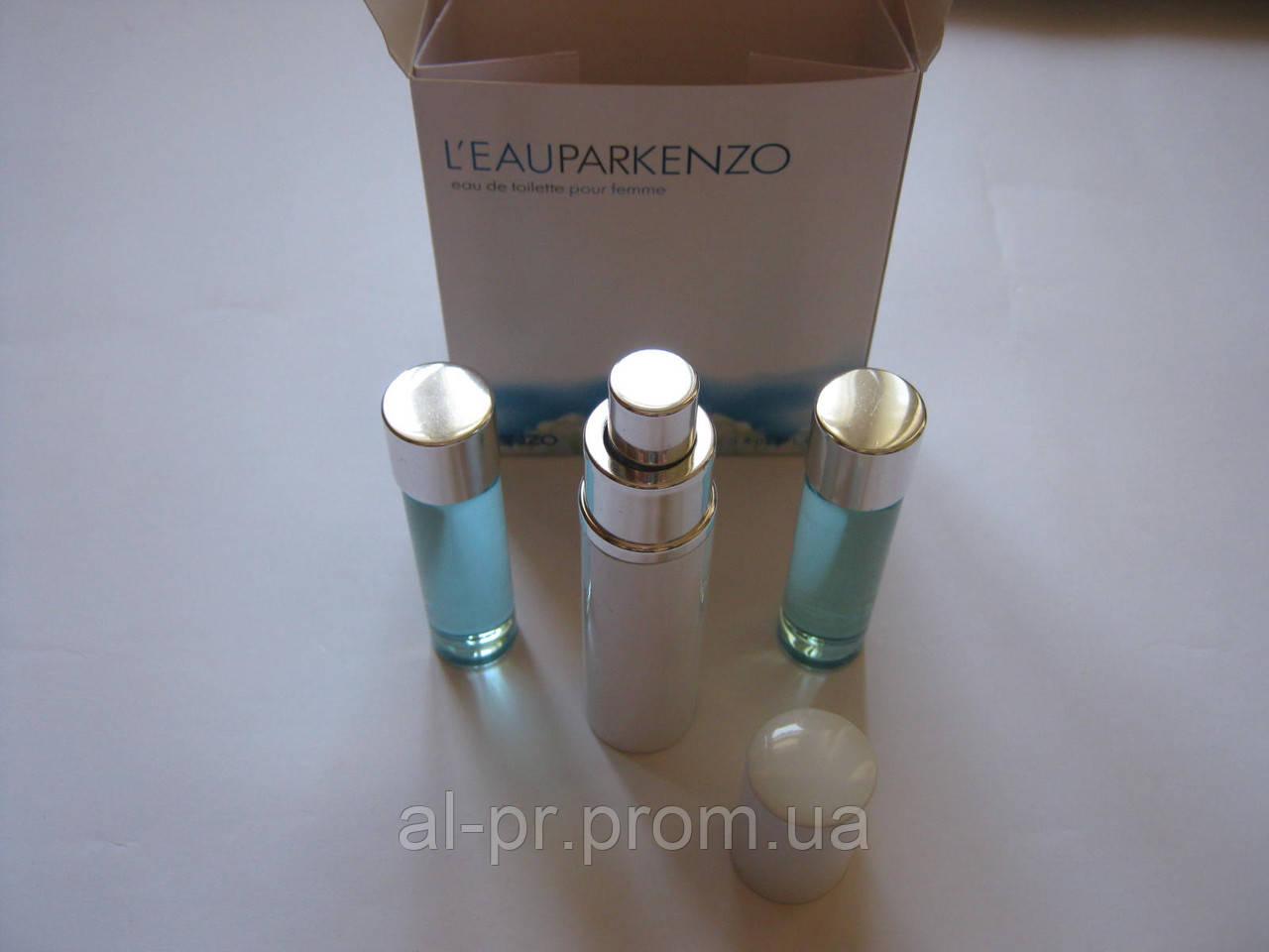 Набор парфюмерии Kenzo L`Eau Par Kenzo Pour Femme (копия)