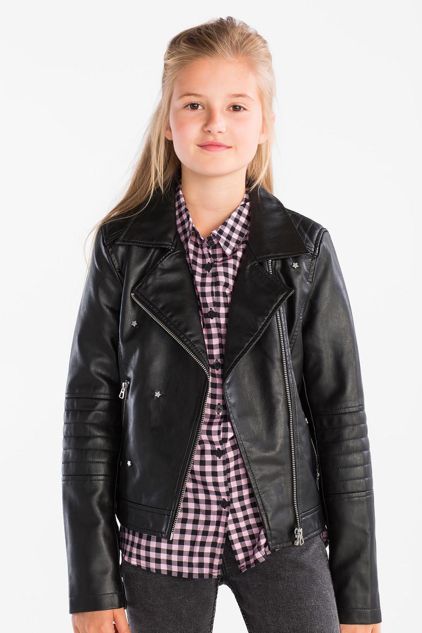 Куртка косуха на девочку 14-16 лет C&A Германия Размер 176