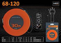 Лента измерительная стальная 20м х 9.5мм., NEO 68-120