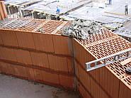 Правила і технологія укладання керамічних блоків