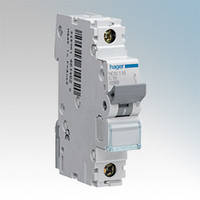 Hager Автоматический выключатель In=3 А, 1п, С, 10 kA, 1м NCN103