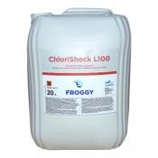 Хлор жидкий (гипохлорит натрия) 20 л