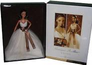 Колекційна лялька Барбі Monique Lhuillier Bride Barbie Doll, фото 2