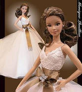 Колекційна лялька Барбі Monique Lhuillier Bride Barbie Doll, фото 3