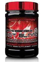 Scitec Nutrition Предтренировочный комплекс Hot Blood 3.0 (300 g )