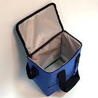 Термосумка-холодильник для еды и напитков с ручками 15л OSPORT (FI-0126)