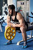 Тренажер для тренировки мышц шеи и верхней части спины