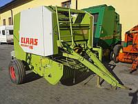 Пресс-подборщик рулонный Claas Rollant 46, фото 1