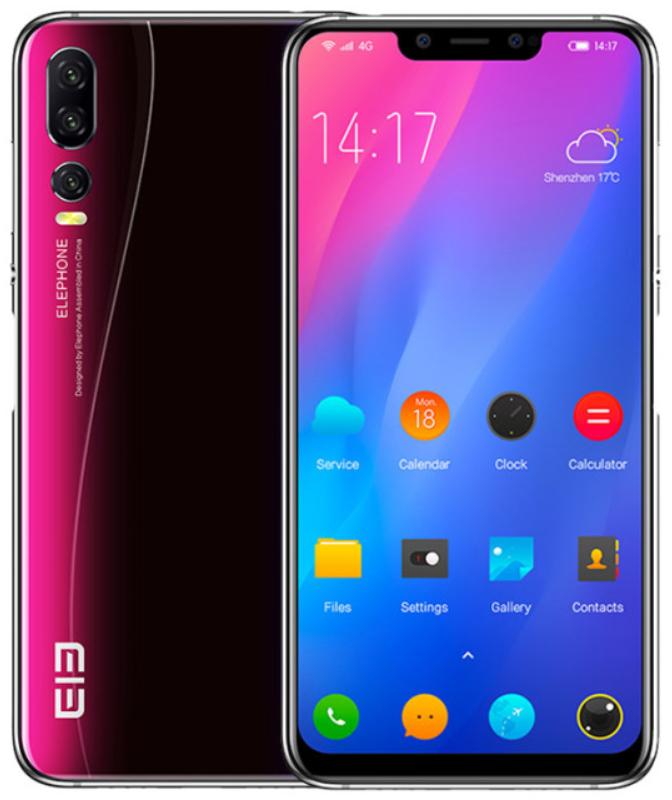 Elephone A5 4/64 Gb Starry blue